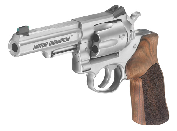 Ruger GP100 Match Champion