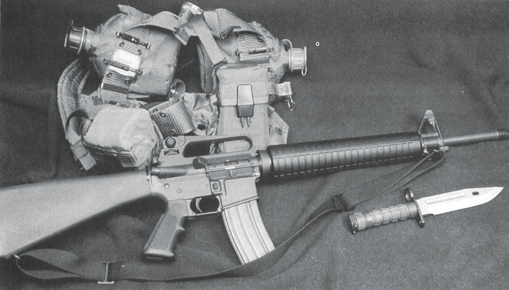 The AR-15/M16: The rifle that was never supposed to be