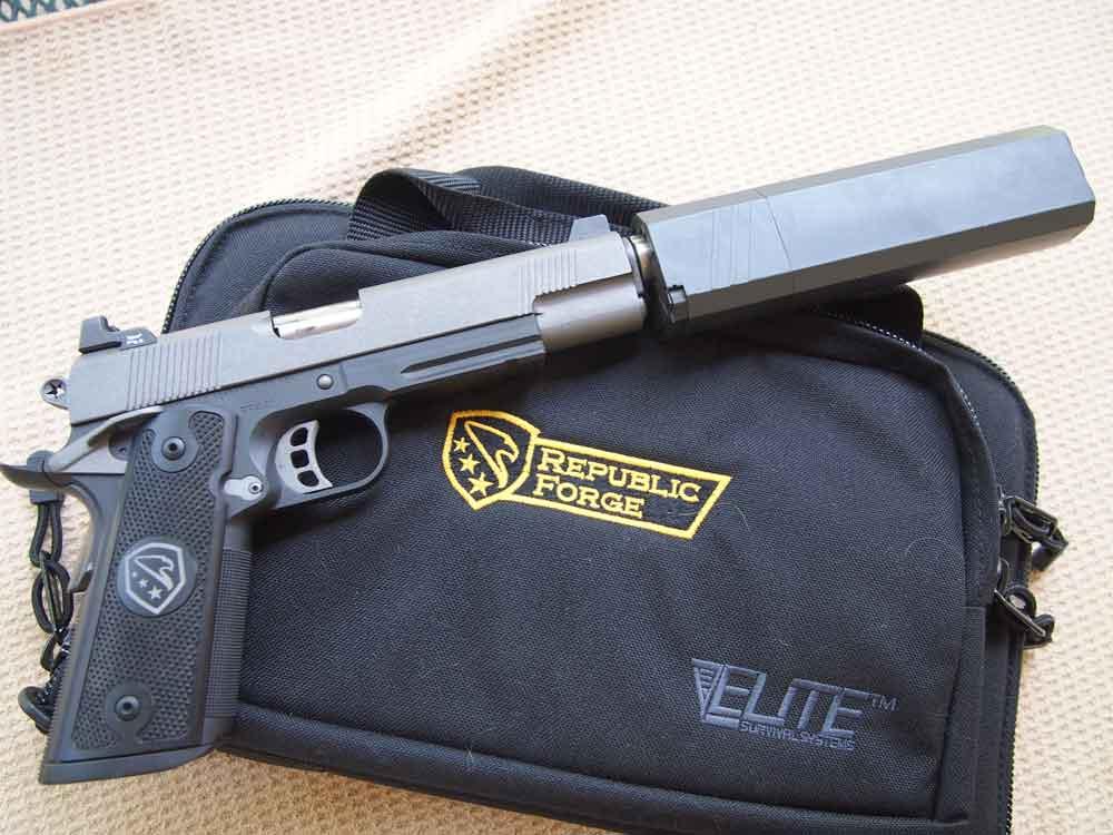 10mm Auto Republic Forge 10mm Long Slide