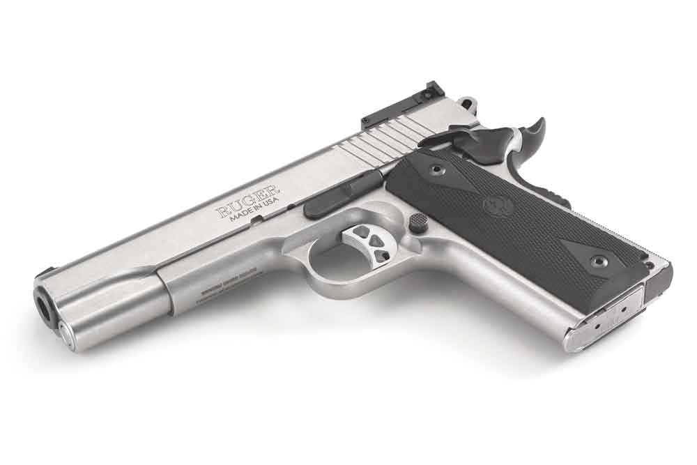 10mm Auto Ruger SR1911