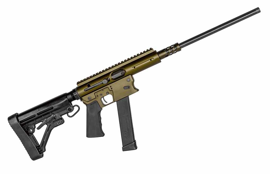 10mm Carbine Aero
