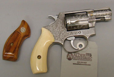 Smith & Wesson Model 60 - Sold for $990.00