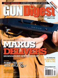 Gun Digest the Magazine, June 21, 2010. Click Here