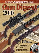 Read more about african big game cartridges and rifles in Gun Digest 2010. Click here.