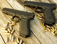 """How to fix the """"bulge"""" caused by Glock 40 S&W handguns"""