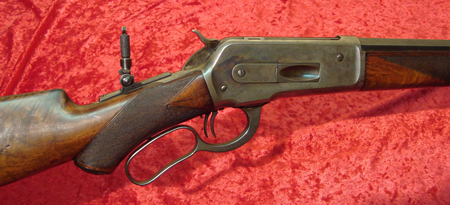 This Special Order Winchester Model 1886 sold for $11,000