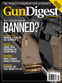 Gun Digest the Magazine April 11, 2011