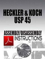 Heckler & Koch USP 45 Assembly Download