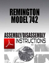 Remington Model 742 Assembly/Disassembly Instructions Download