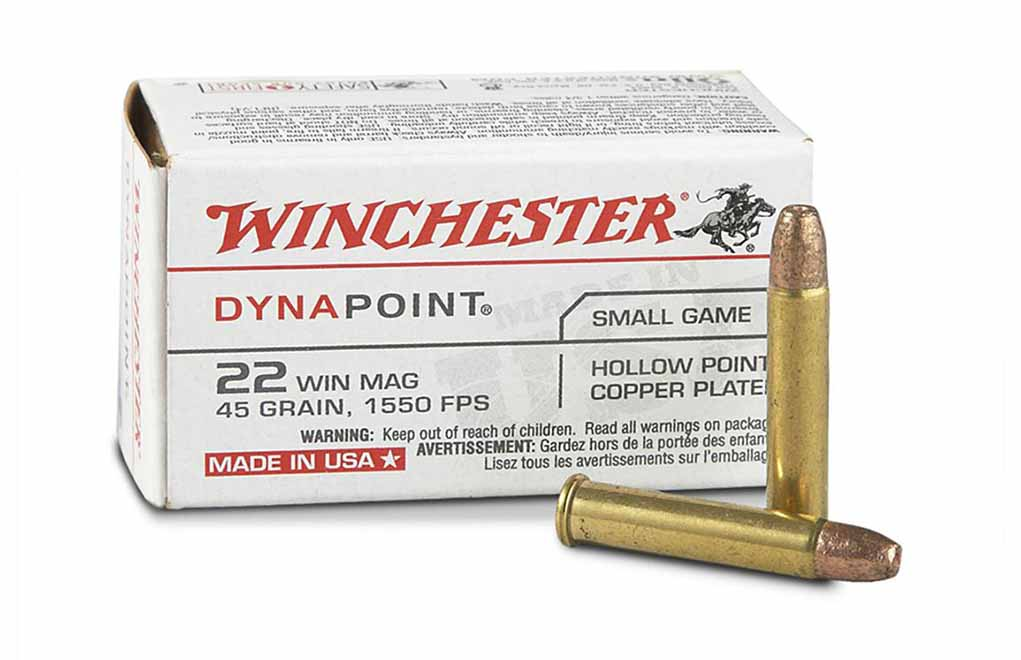 22 Mag Winchester