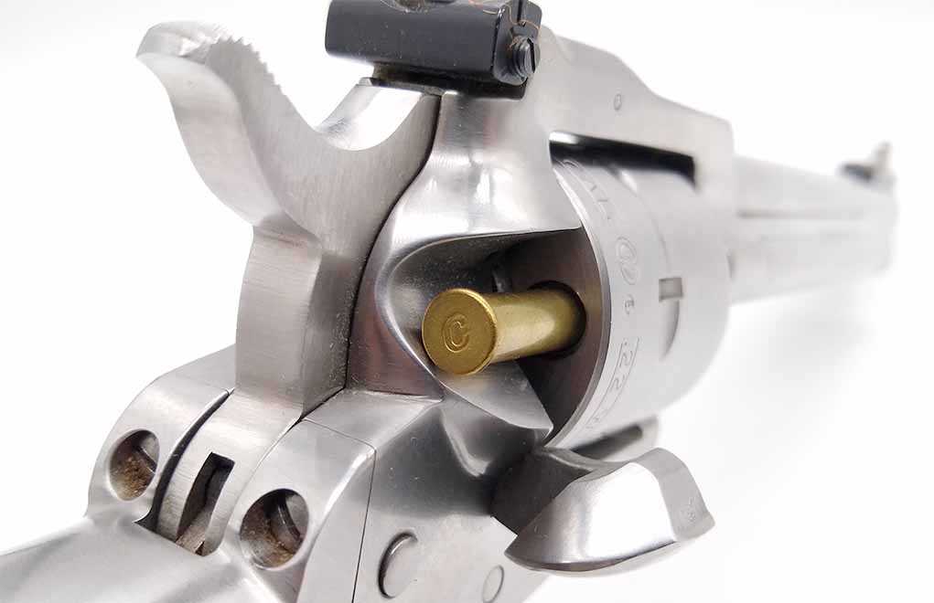 Out of a revolver, the .22 Magnum will outperform most other .22 rimfire cartridges out of a rifle.