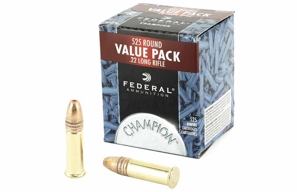 22 ammo Federal