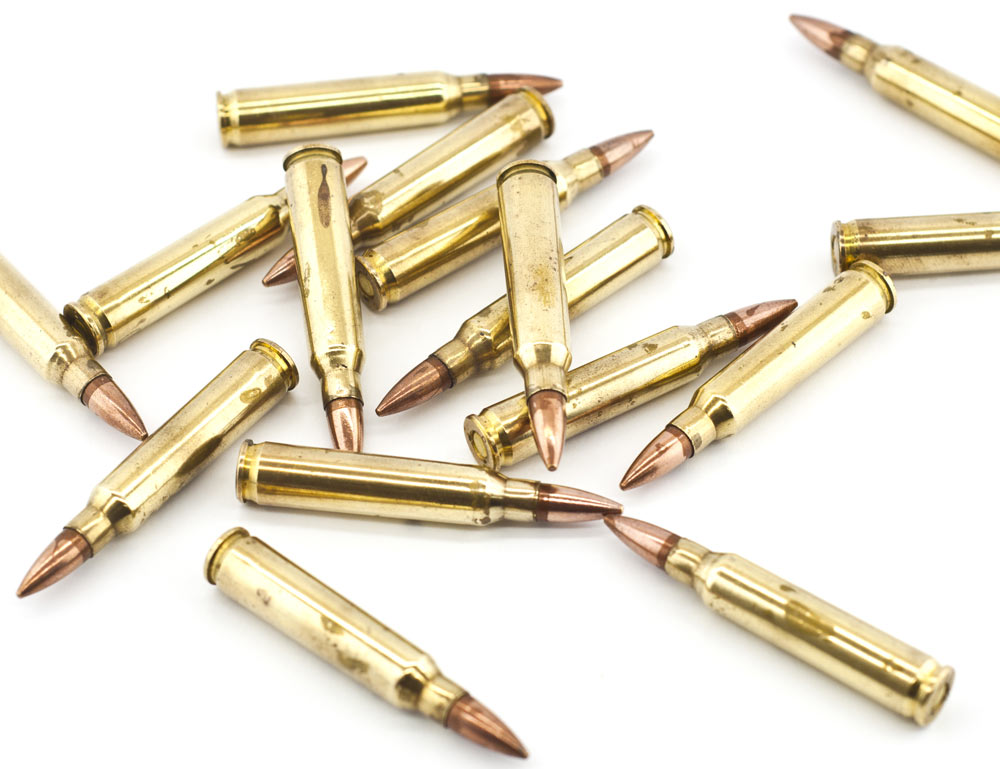 The light .223/5.56 NATO cartridge allowed soldiers more ammunition, thus allowed for an advantage in firepower.