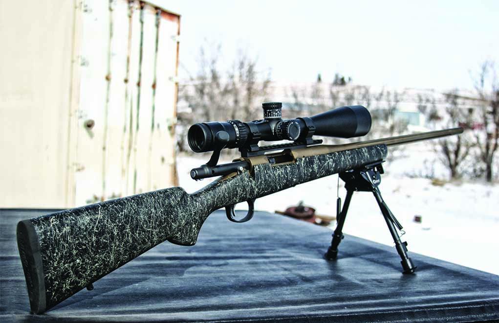 224 Valkyrie Rifle 5