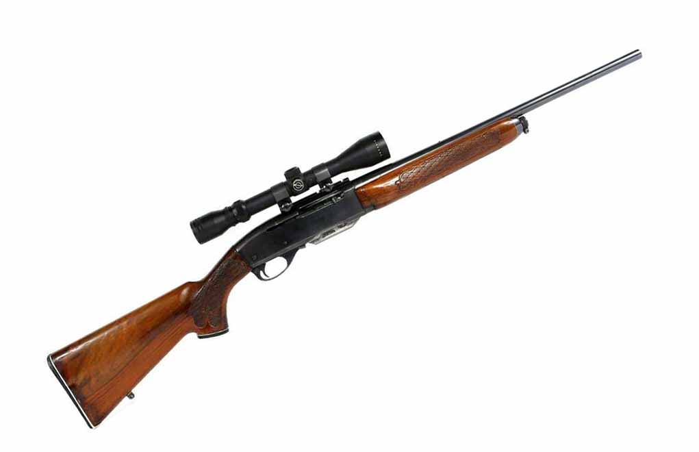 30-06 Rifle Remington