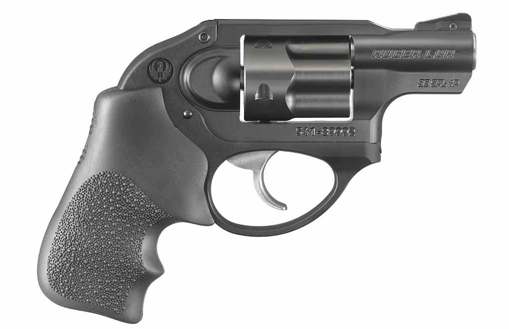 38 Special Revolver Ruger