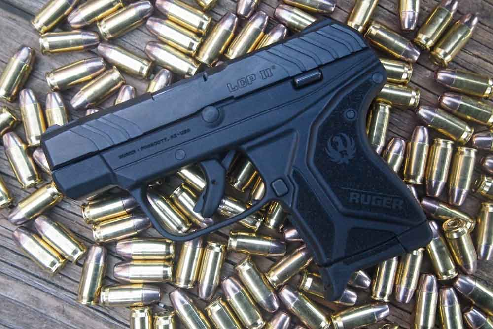Ruger LCP II in .380 ACP