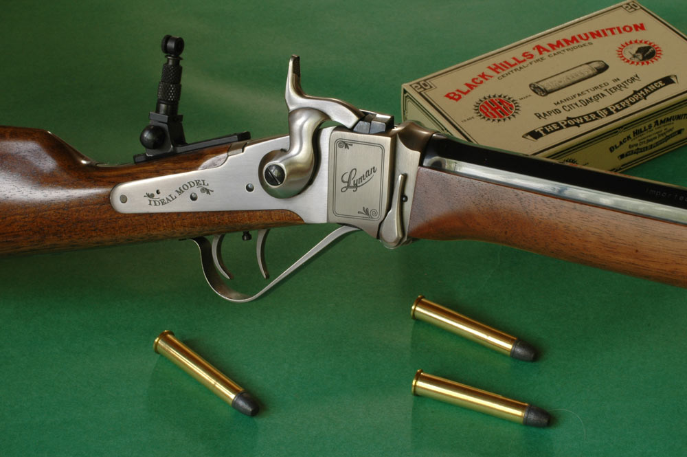 Hunters, settlers and soldiers boosted their reach and firepower with metallic cartridges and Sharps rifles. Even today, the renowned rifle is popular looking to connect with distant targets.