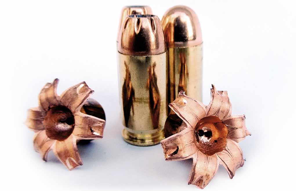 There are many other options in .45 ACP than just ball loads.