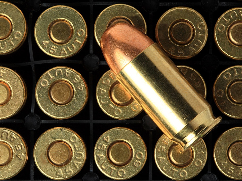 For more than a century the .45 ACP has been a standby, and likely will be for a century more.
