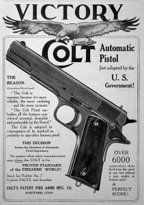 "Some readers will disagree with the author's number two ranking of what many call the ""World's Greatest Fighting Pistol."" But remember, he is using historical numbers of kills and casualties."