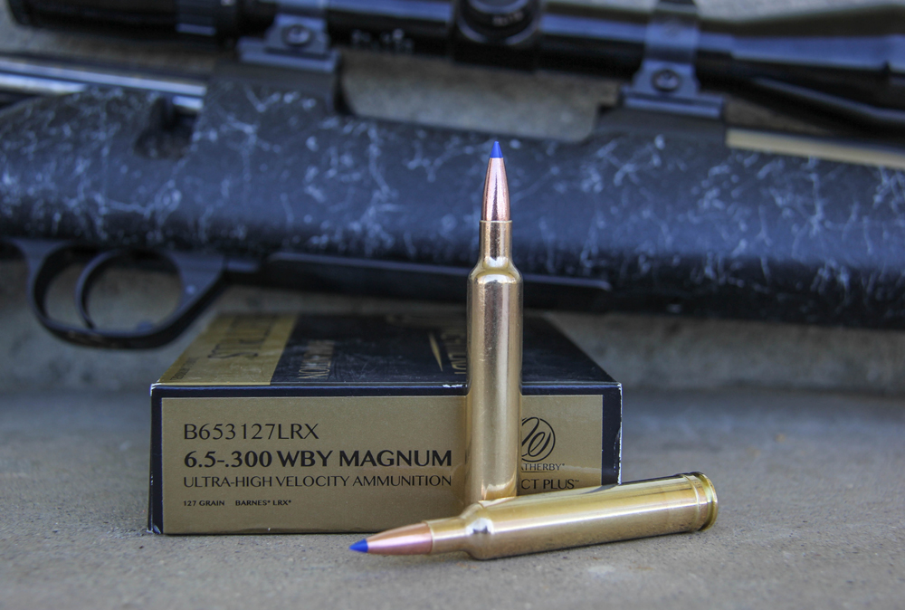 Review: The 6 5-300 Weatherby Magnum | Gun Digest