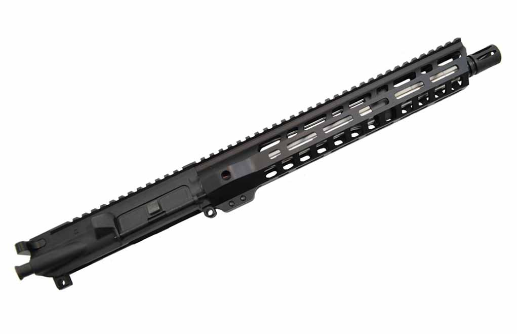Want to test the 6.5 Grendel waters, Palmento State Armory uppers are an affordable entryway.