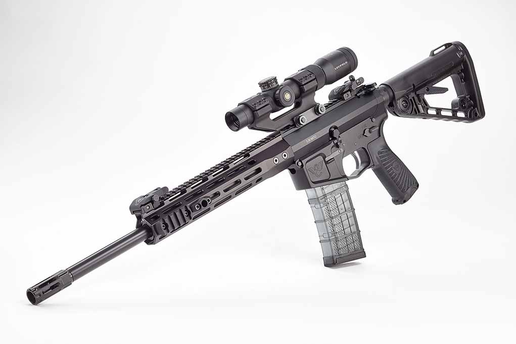 Want a top-shelf 6.5 Grendel? Look know further than Wilson Combat's Recon Tactical.