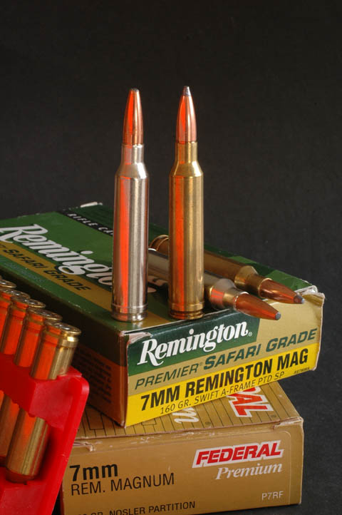 7mm Magnum Remington ammunition