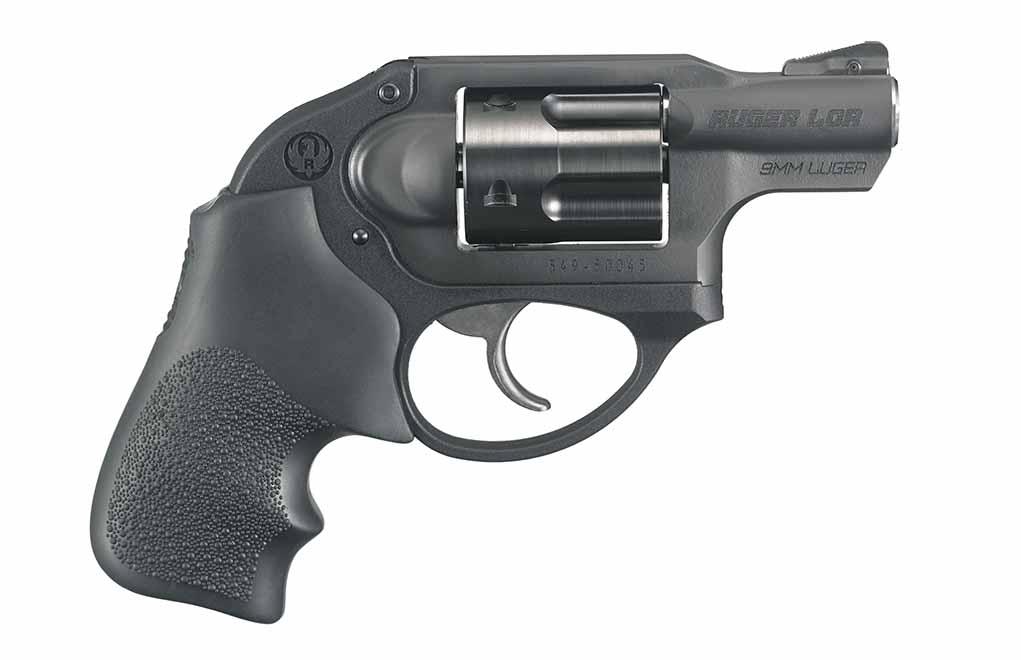 9mm Revolver LCR
