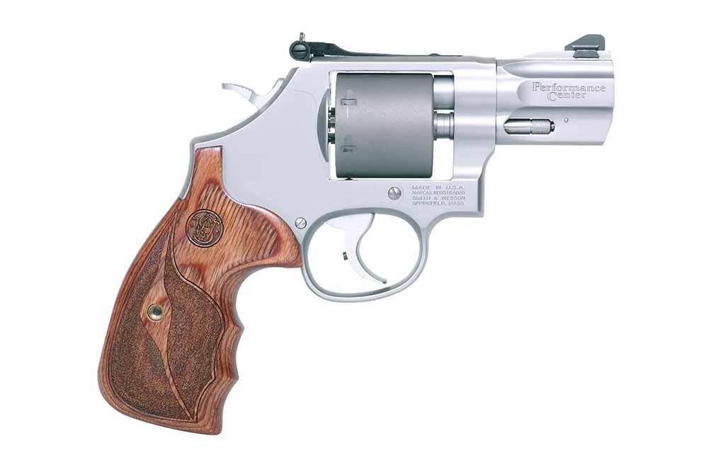 9mm Revolver SW