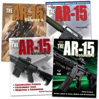 AR-15 book collection