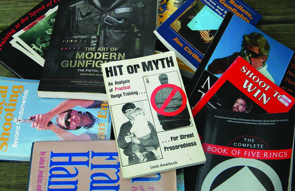"""Books can fall into the """"education"""" or """"entertainment"""" category. They don't have to be AR-specific for you to learn something, and there's great works both past and contemporary that a rifleman or woman should read."""