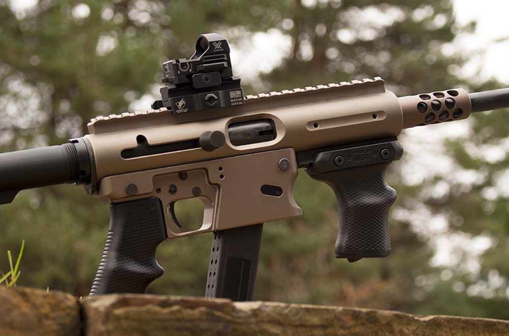 Aero-Survival-Rifle - pistol-caliber carbines