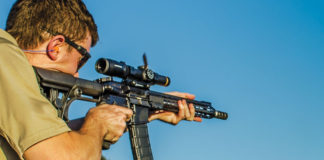Armalite M-15 3-Gun Rifle review.