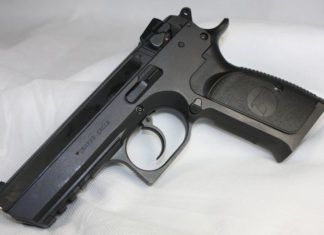 Magnum Research Baby Desert Eagle III - feat