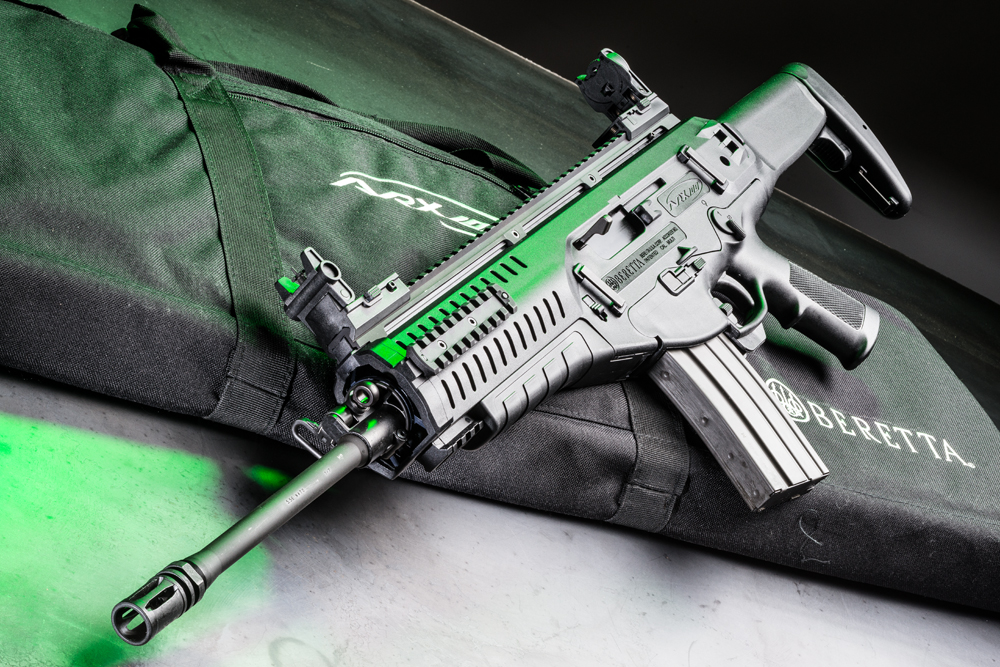 Beretta ARX 100 review - 7