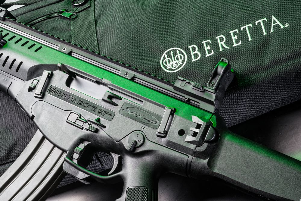 Beretta ARX 100 Review - 4