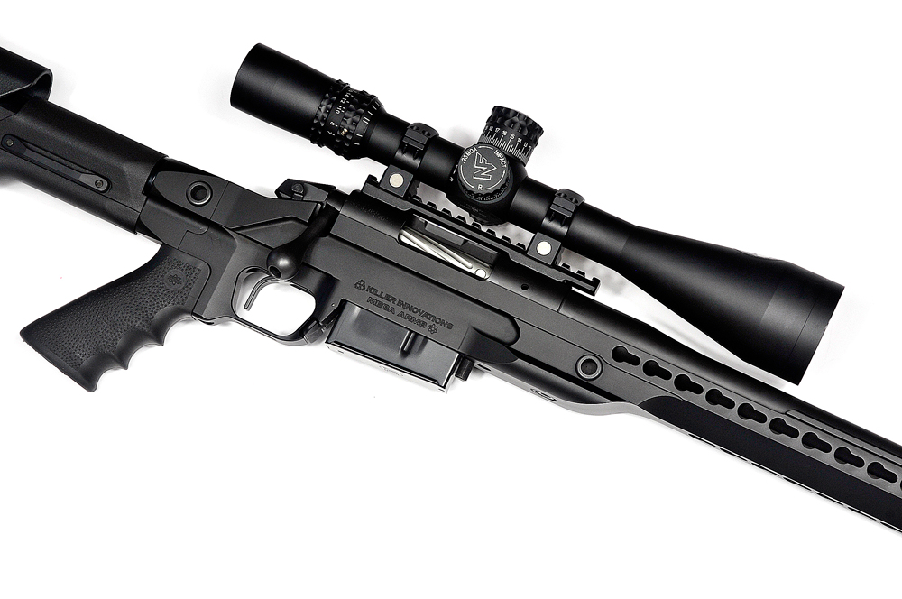 Luminescence dating accuracy international rifles