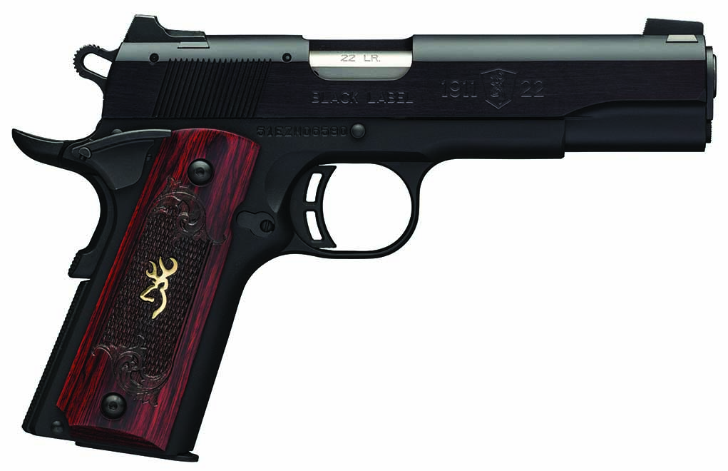 Best 22 Pistol Browning Black Label 1911-22