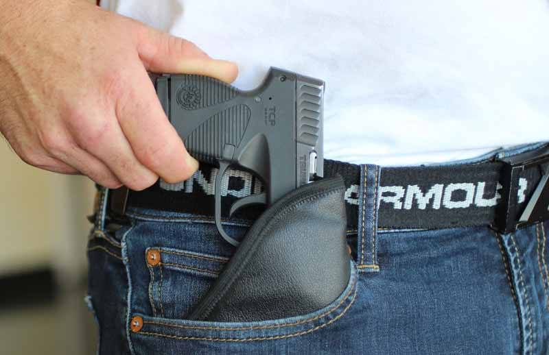Best Concealed Carry Holster Clinger Comfort Cling