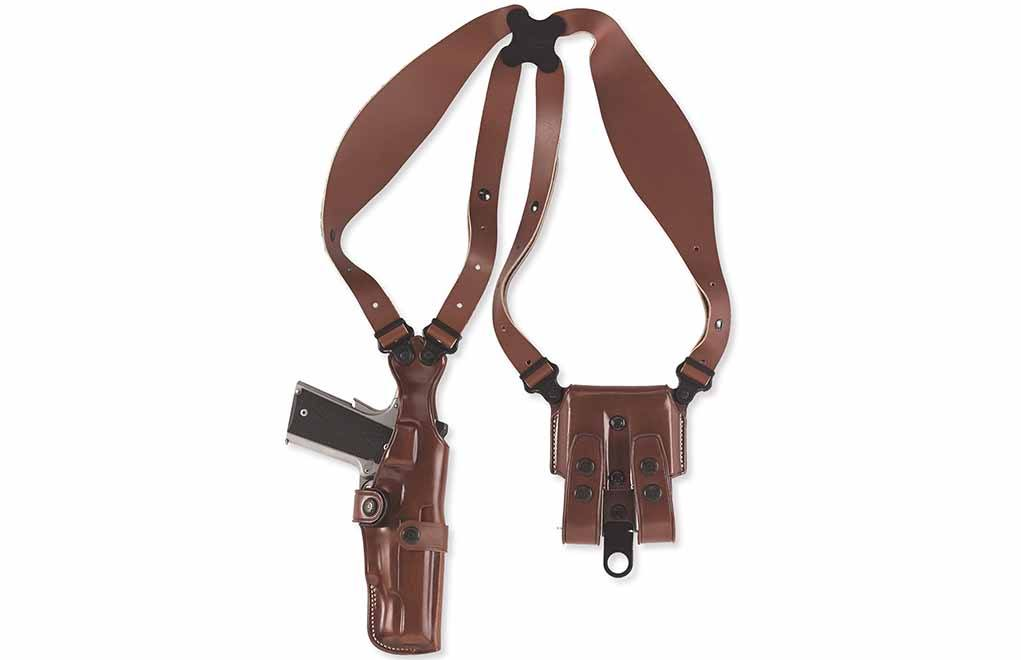 Best Concealed Carry Holster Galco VHS Shoulder System