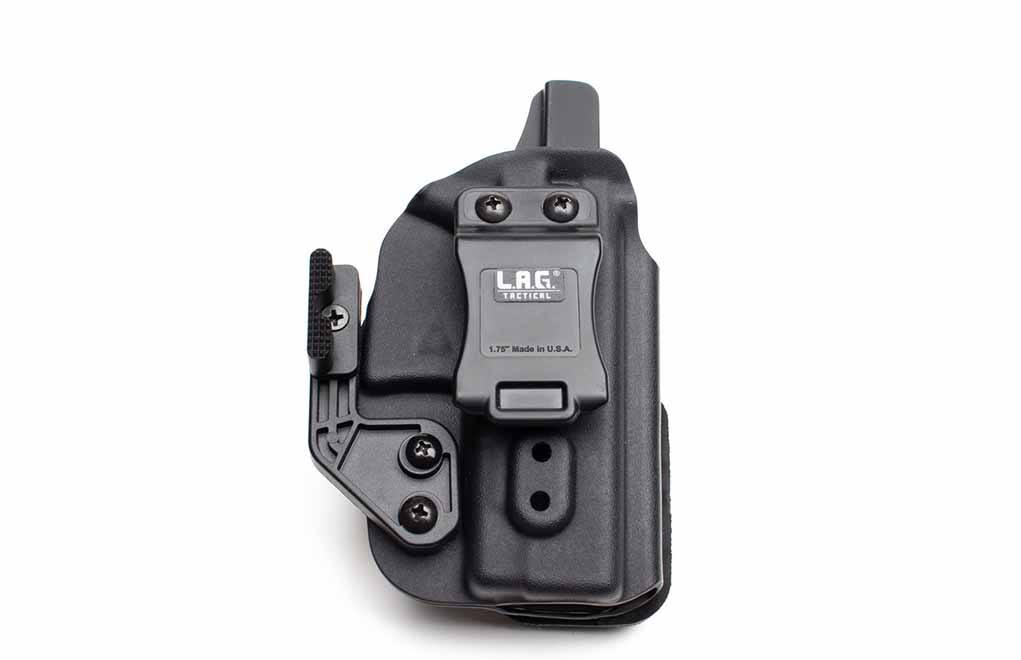 Best Concealed Carry Holster LAG MK 2 AIWB