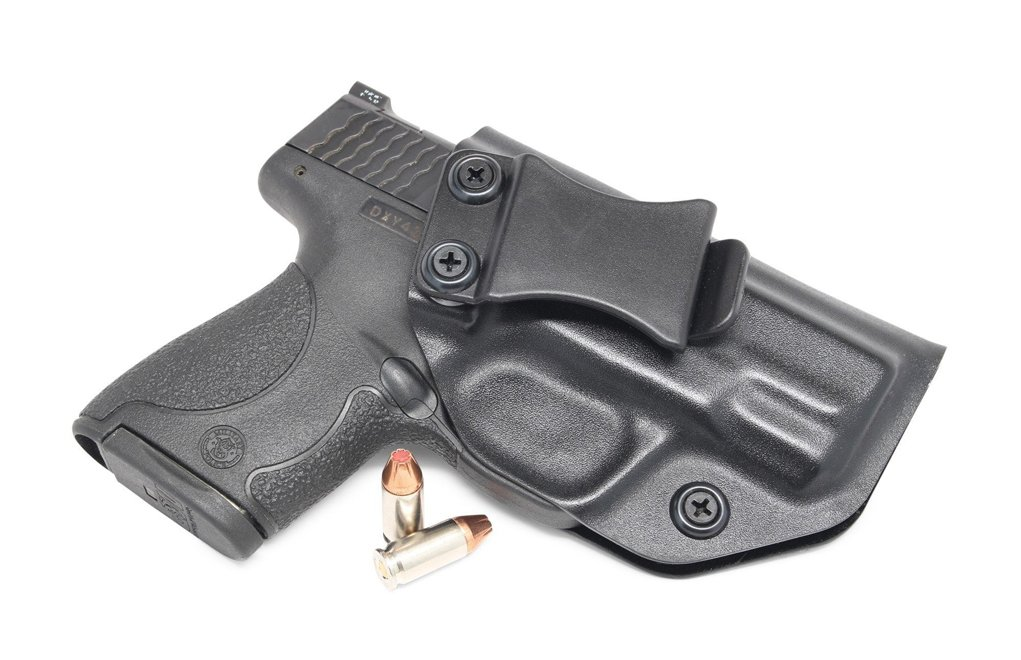 Best Concealed Carry Holster: IWB Kydex style.