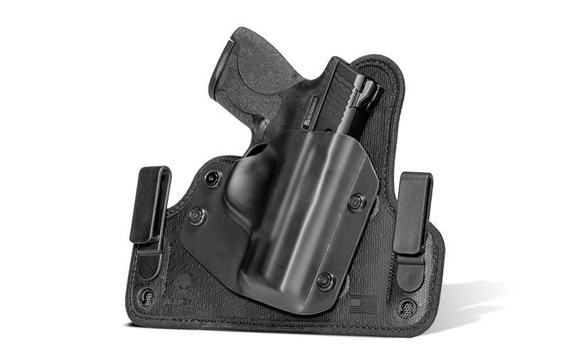 Best Concealed Carry Holster: The Alien Gear Cloak.