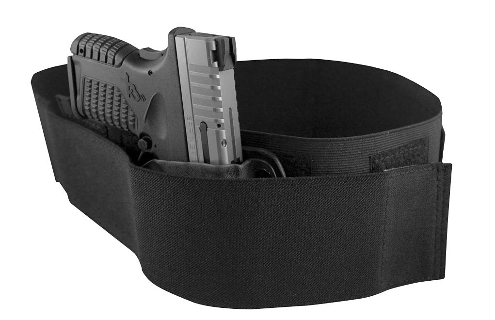 Best Concealed Carry Holsters? Try this low-profile belly band style.