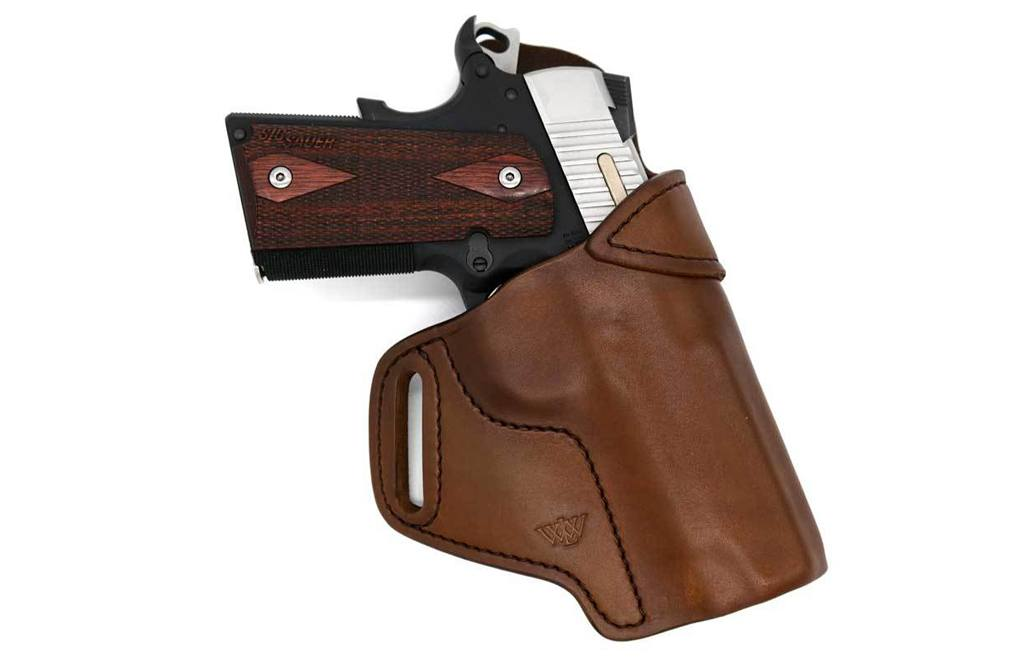 Best Concealed Carry Holster: The Regular Crossdraw