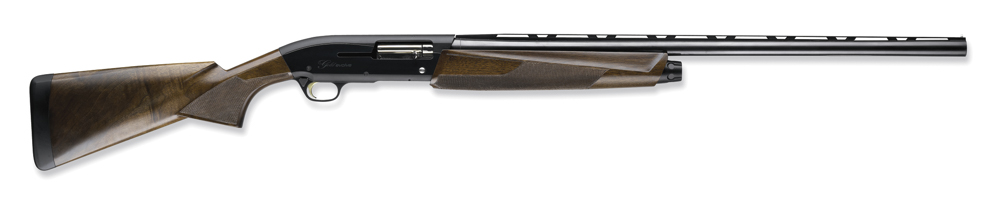 One of the more contemporary Browning shotguns is the updated Gold Evolve. Courtesy Browning.