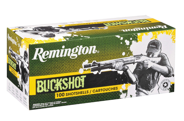 Remington Defensive Buckshot