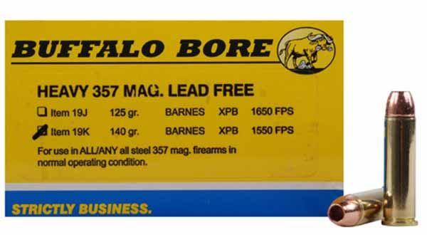 Buffalo Bore 357
